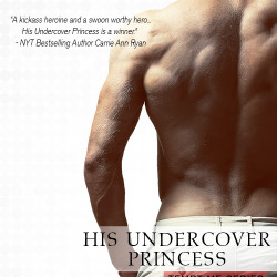 His Undercover Princess - Avery Flyn - Entangled Publishing - In