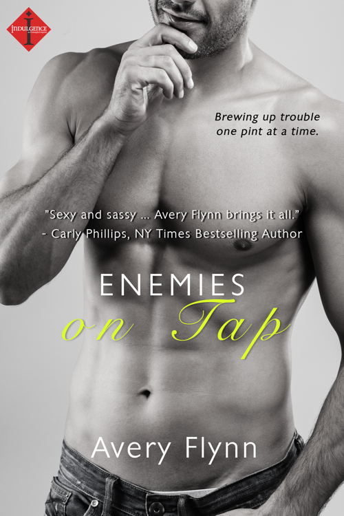 Enemies on Tap by Avery Flynn